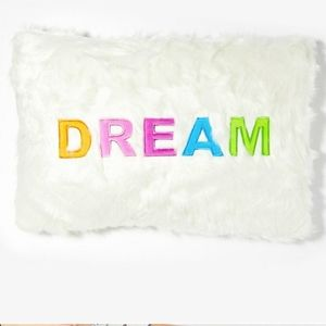 DollsKill Fuzzy Dream Decorative Pillow